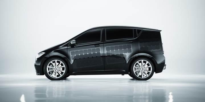 Güneş enerjisi destekli elektrikli otomobil Sion 2019'da satışa çıkıyor