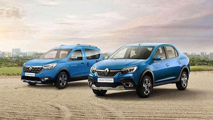 Renault, Logan'a sınıf atlattı: Karşınızda Renault Logan Stepway