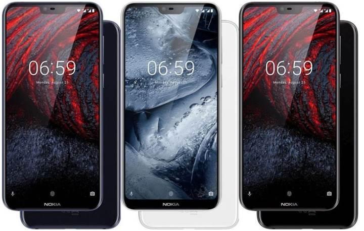 Nokia 6.1 Plus ve 5.1 Plus tanıtıldı