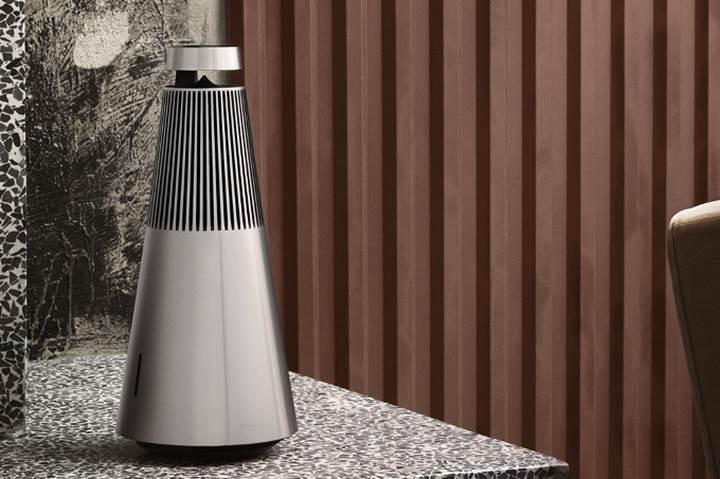 Bang & Olufsen'den üst seviye akıllı hoparlör