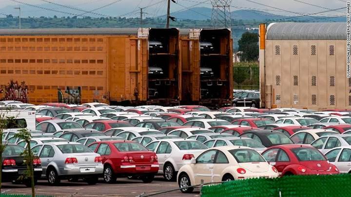 Alman otomotiv devi Volkswagen, Meksika'da kuraklığa sebep oldu
