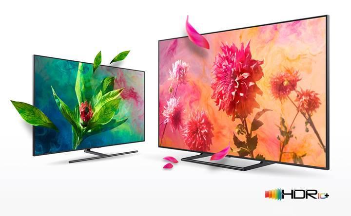 Samsung ve Panasonic'in 4K televizyonlarına HDR10+ sertifikası geliyor
