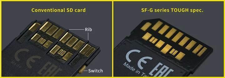 Sony yeni dayanıklı SD bellek kartı serisini duyurdu