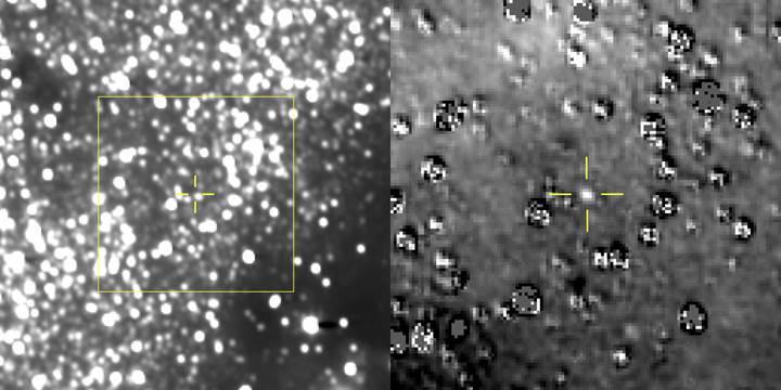 New Horizons, Kuiper Kuşağı'ndaki yeni hedefini ilk kez görüntüledi