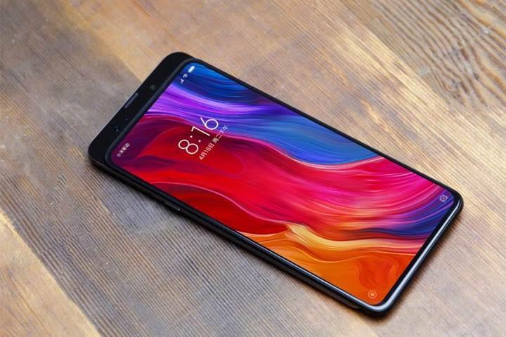 Xiaomi Mi Mix 3'in tasarımını gösteren yeni bir görsel yayınlandı