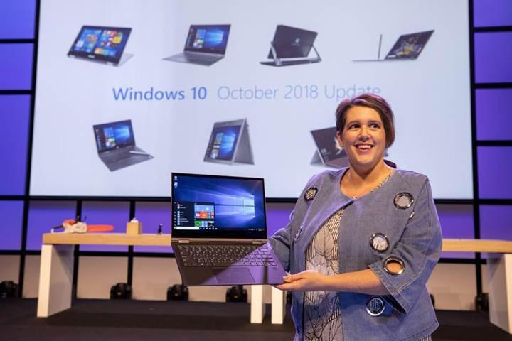Windows 10'un bir sonraki büyük güncellemesi Ekim ayında gelecek