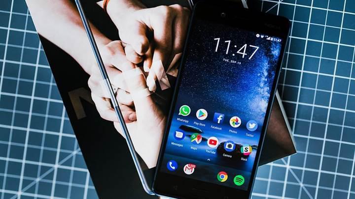 Nokia 8 Android 9.0 güncellemesi ile yeni özelliklere kavuşacak