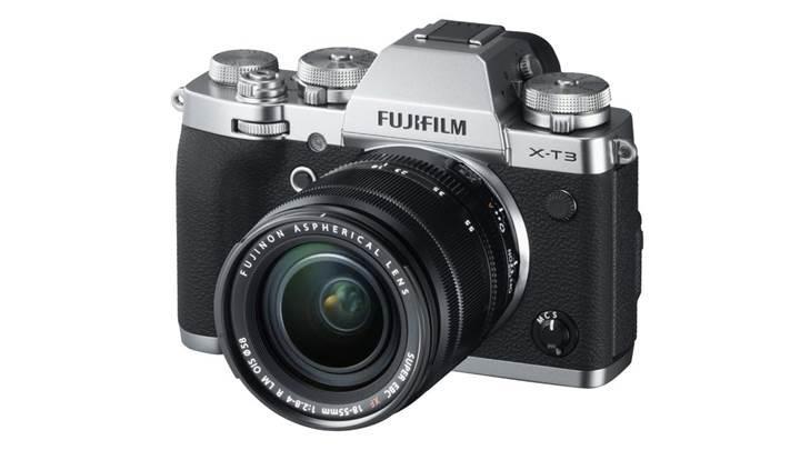 Fujifilm XT-3 aynasız kamera duyuruldu