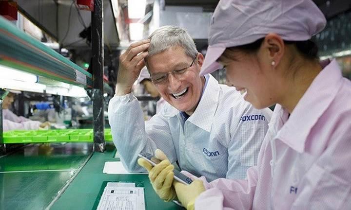 Trump, Apple'dan üretim tesislerini Çin'den ABD'ye taşımasını istedi