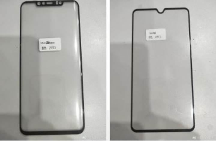 Huawei Mate 20 ve Mate 20 Pro'nun ekranı sızdırıldı