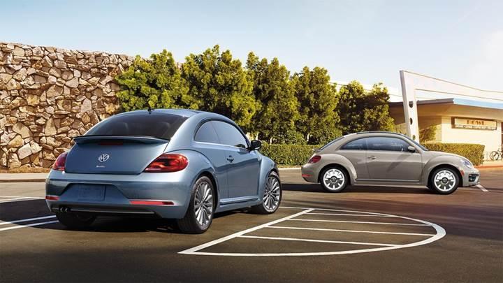 Volkswagen Beetle üretimi 2019 yılında sonlanıyor
