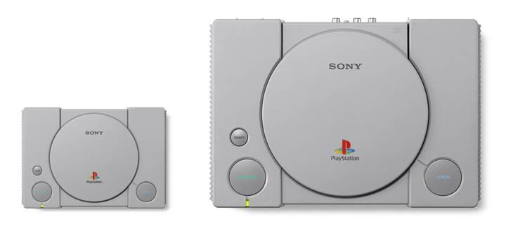 Sony de retro konsol işine girdi