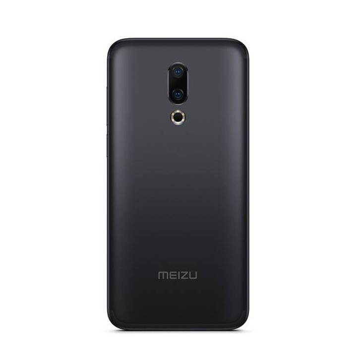 Meizu 16X tanıtıldı: Snapdragon 710 işlemci, ekrana gömülü parmak izi okuyucu