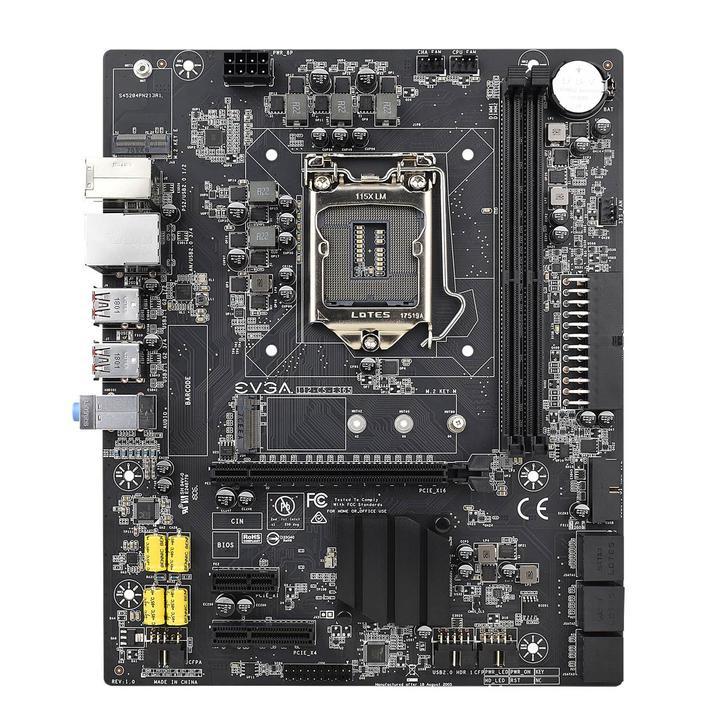 Evga'dan bütçe odaklı yeni anakart: B360 Micro Gaming