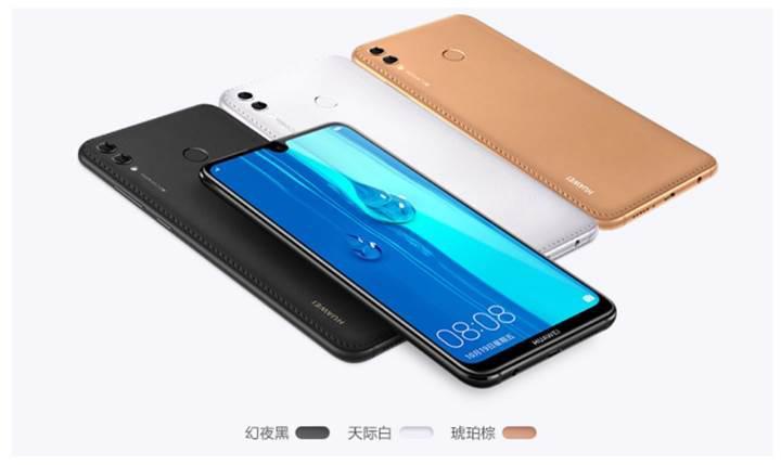 Huawei Enjoy Max ve Enjoy 9 Plus duyuruldu
