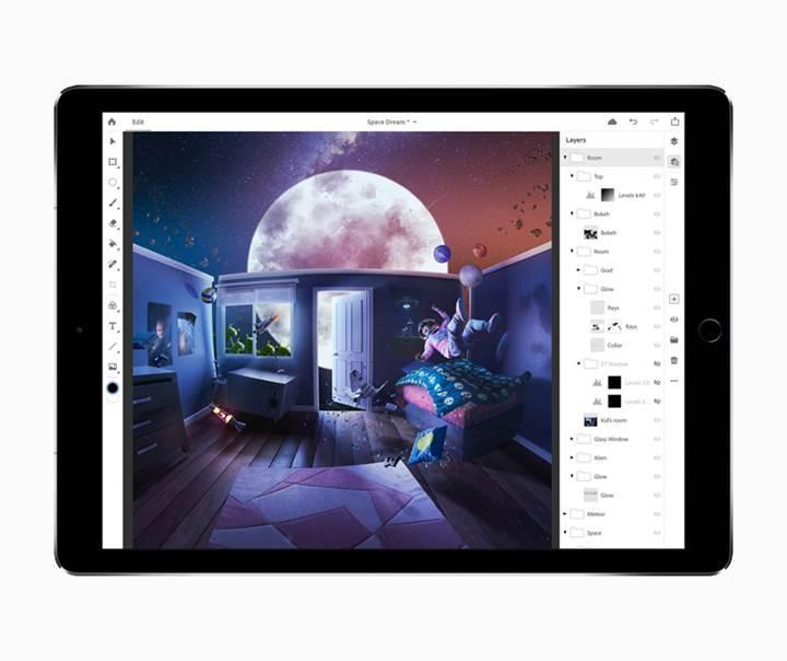 Photoshop CC ve Project Gemini uygulamaları gelecek yıl iPad için yayınlanacak