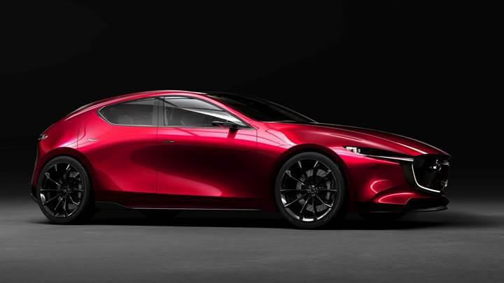 Skyactiv-X motorla donatılmış yeni Mazda3 geliyor