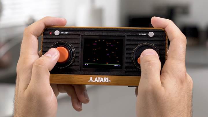 Atari Retro Handheld satışa sunuluyor