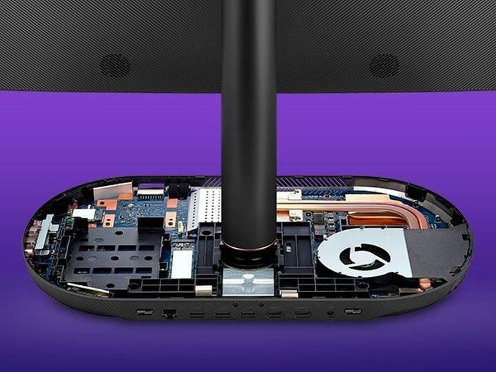 Entegre kablosuz şarj ünitesi ve 4K ekrana sahip ASUS Zen AiO 27 satışa sunuldu