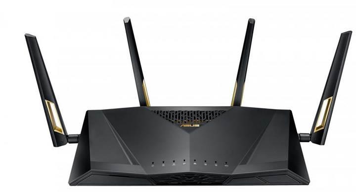 WiFi 6 uyumlu Asus RT AX88U yönlendirici satışa çıkıyor