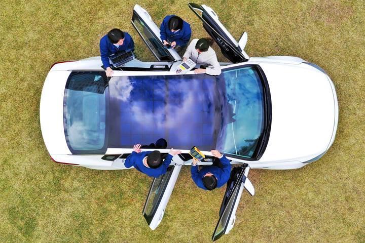 Hyundai ve Kia güneş enerjili otomobil üretecek
