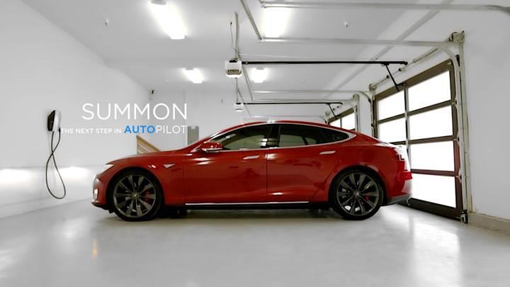 Tesla'nın otomatik park etme özelliği 6 hafta içinde hazır olacak