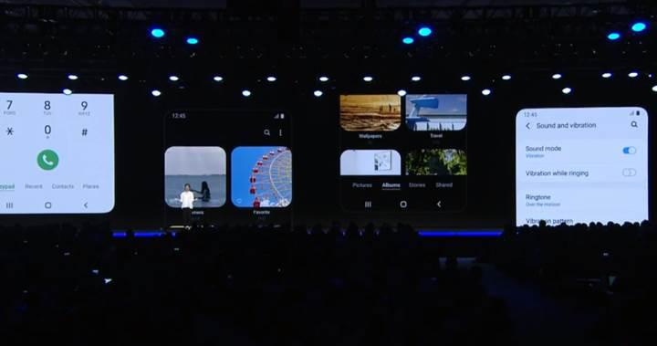 Kullanıcı ara yüzünde yeni dönem: Samsung One