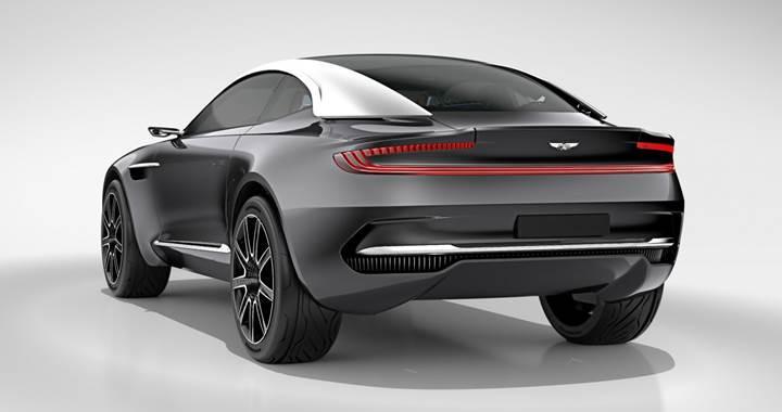 Aston Martin'in ilk SUV'si 2019 sonunda gelecek
