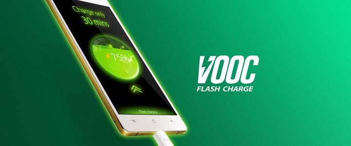 Oppo VOOC hızlı şarj teknolojisi 100 milyon cihazda kullanılıyor