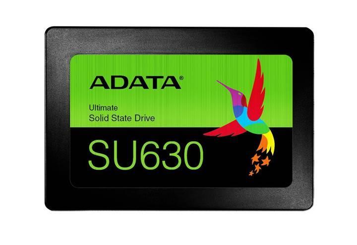 ADATA ilk QLC NAND tabanlı SSD ürününü duyurdu