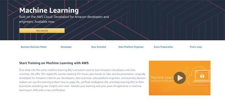 Amazon, kendi mühendisleri için kullandığı makine öğrenme kurslarını ücretsiz olarak paylaştı