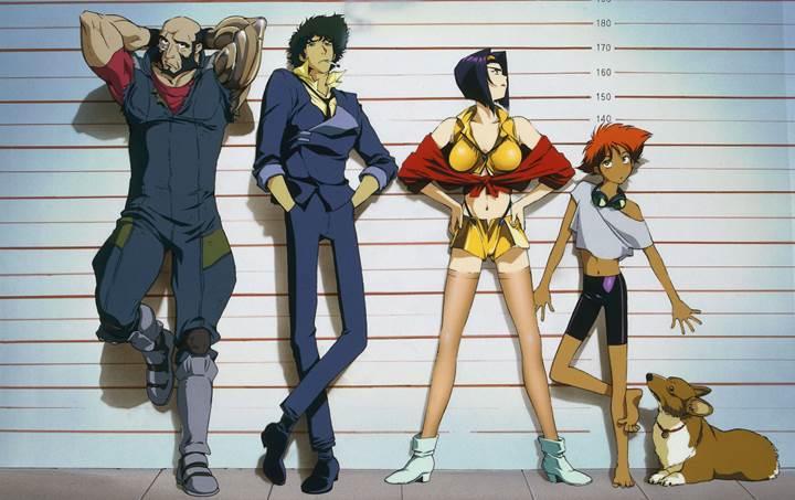 Netflix, kült anime Cowboy Bebop'ın dizisini çekiyor