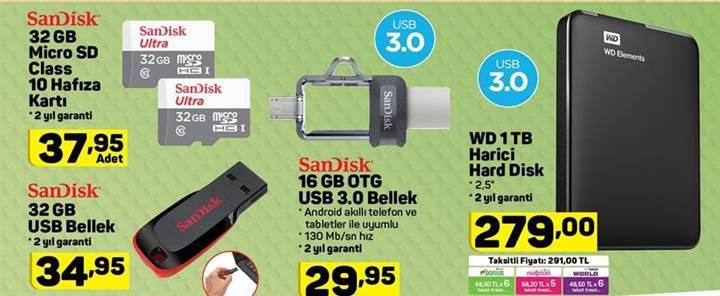 Haftaya A101 marketlerde çok uygun fiyata Honor 7c ve depolama ürünleri var
