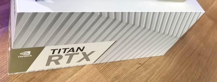 RTX Titan'ın görüntüleri sızdı