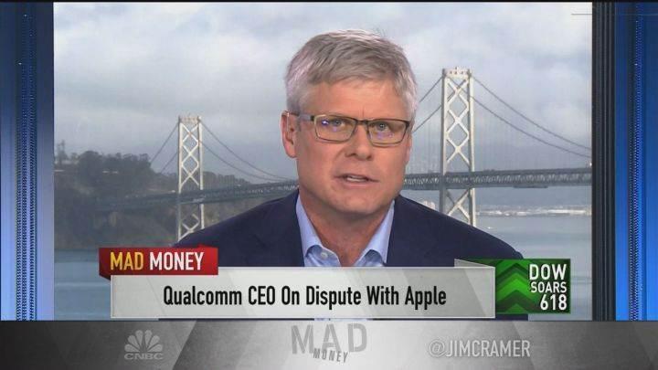 Qualcomm ve Apple arasındaki savaş sona eriyor