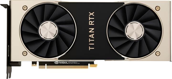 Nvidia Titan RTX duyuruldu: İşte özellikleri ve fiyatı