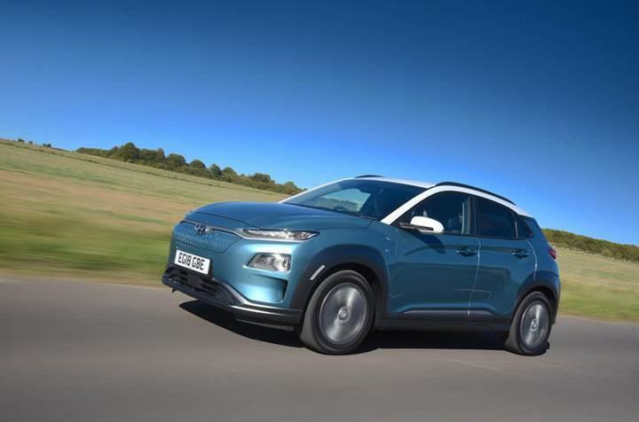 Elektrikli Hyundai Kona'nın menzili yanlış ölçülmüş: İşte yeni değerler