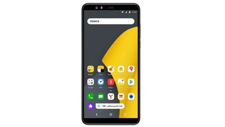 Rus arama motoru devi Yandex ilk akıllı telefonunu tanıttı