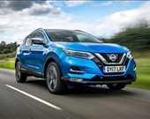 İrlanda: Nissan Qashqai - 4,037