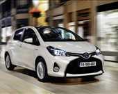 Yunanistan: Toyota Yaris - 5,512