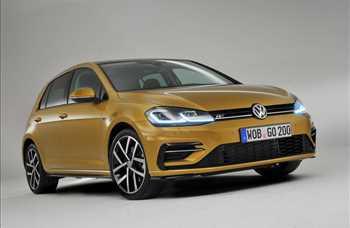 Belçika: Volkswagen Golf - 11,946