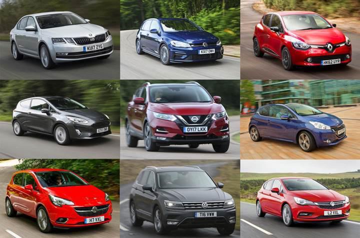 2018'de Avrupa ülkelerinde en çok satılan otomobil modelleri [Galeri]