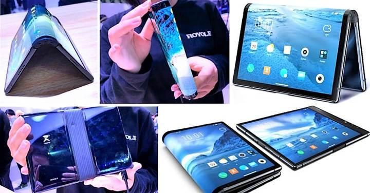 Gorilla Glass katlanabilir ekranlara da uyum sağlayacak