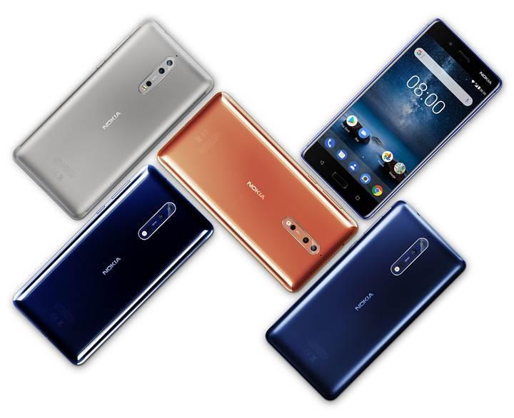 Nokia telefonlar iki yılda 70 milyon adet sattı