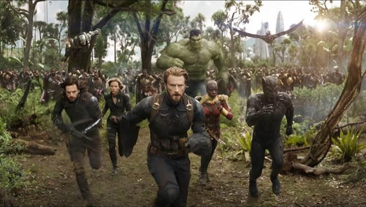Avengers 4: Endgame filminin ilk fragmanı yayınlandı