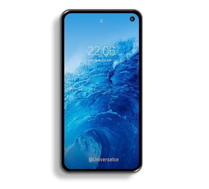Samsung Galaxy S10 Lite'ın tasarımını gösteren yeni bir görsel yayınlandı