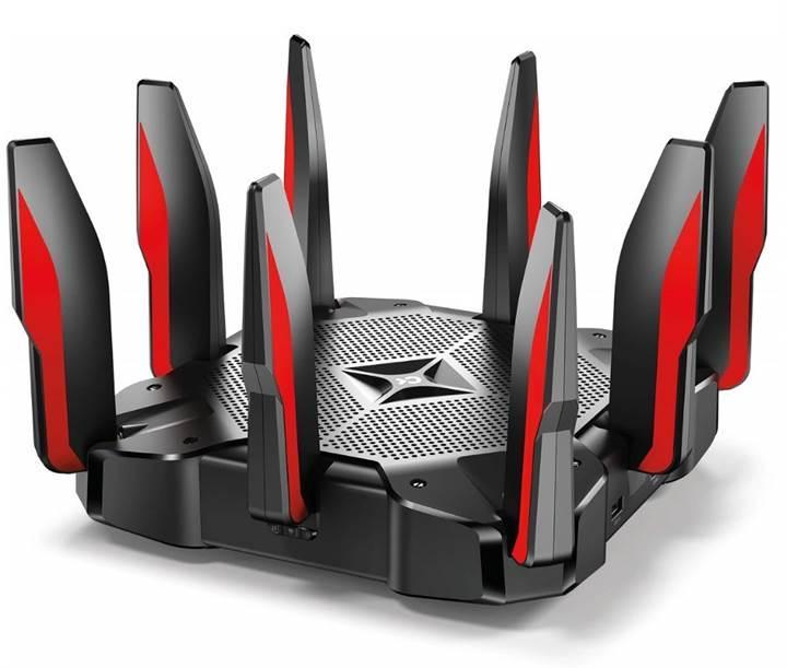 TP-Link üç bant WiFi 6 yönlendiricisini duyurdu