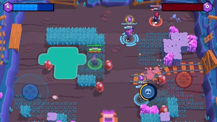 LOL ve PUBG benzeri oyun modlarına sahip Brawl Stars yayınlandı