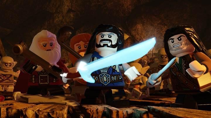 LEGO The Hobbit oyunu kısa süreliğine ücretsiz