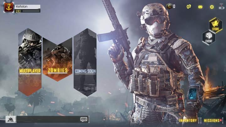 Call of Duty mobil oyunu beta testine başladı, herkesten önce yükleyebilirsiniz